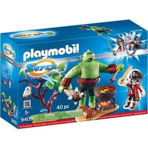 Playmobil Super4 Reuzetrol met Ruby 9409