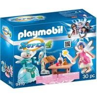 Playmobil Super4 Feeënkoning met Twinkel 9410