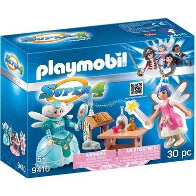 Playmobil Playmobil Super4 Feeënkoning met Twinkel 9410
