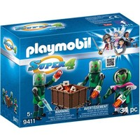 Playmobil Super4 Sykronian Aliens 9411