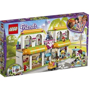 Lego Friends Heartlake City Huisdierencentrum 41345
