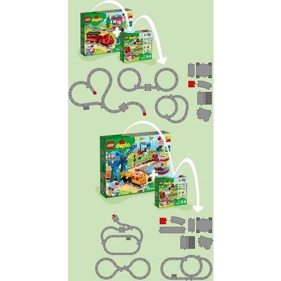 Lego Duplo Lego Duplo Treinrails 10882