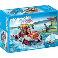 Playmobil Action Hovercraft met Onderwatermoter 9435
