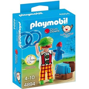 Playmobil Special Plus Cliniclowns 4894
