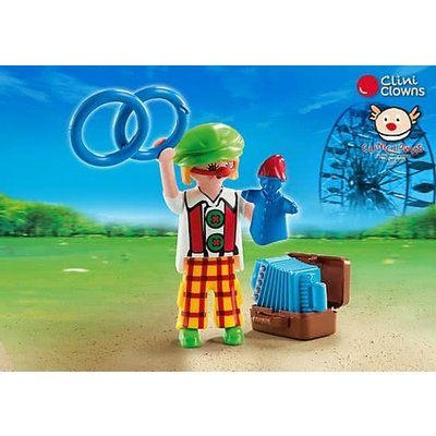 Playmobil Playmobil Special Plus Cliniclowns 4894