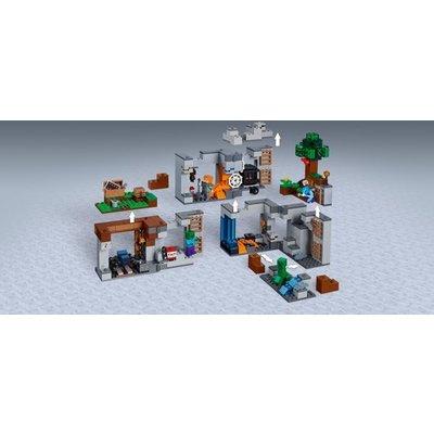 Lego Lego Minecraft De Bedrock Avonturen 21147