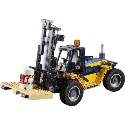 Lego Lego Technic Robuuste Voorheftruck 42079
