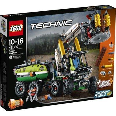 Lego Lego Technic Bosbouwmachine 42080
