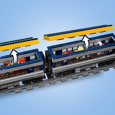 Lego Lego City Passagierstrein 60197