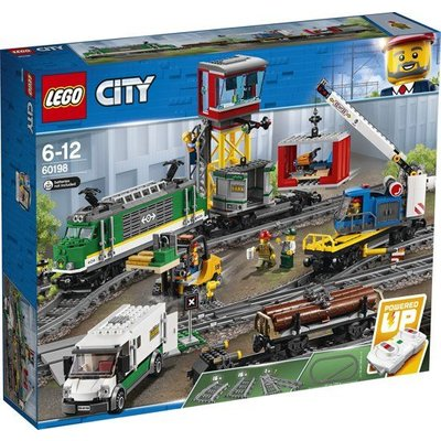 Lego Lego City Vrachttrein 60198