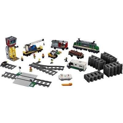 Lego Lego City Vrachttrein 60198