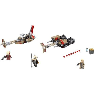 Lego Lego Star Wars Cloud Rider Swoop Bikes 75215