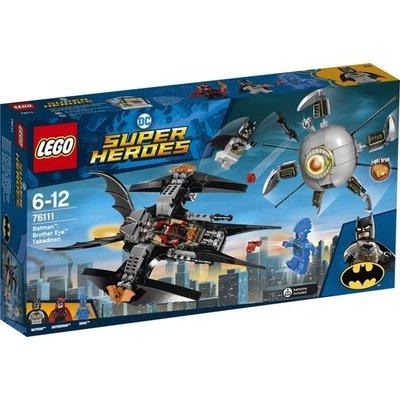 Lego Lego Super Heroes Batman Verslaat Brother Eye 76111