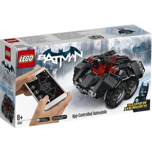 Lego Super Heroes Batmobiel met App-besturing 76112