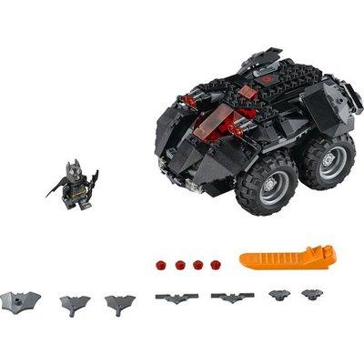 Lego Lego Super Heroes Batmobiel met App-besturing 76112