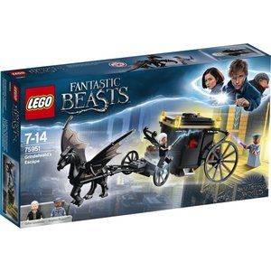 Lego Fantastic Beasts Grindelwald's Ontsnapping 75951
