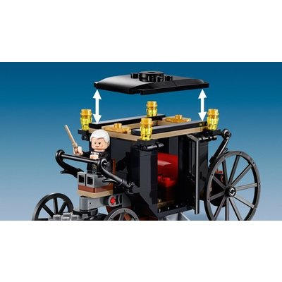 Lego Lego Fantastic Beasts Grindelwald's Ontsnapping 75951