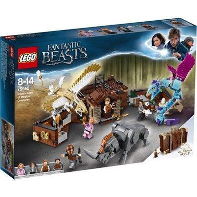 Lego Lego Fantastic Beasts Newt's Case of Magical Creatures 75952