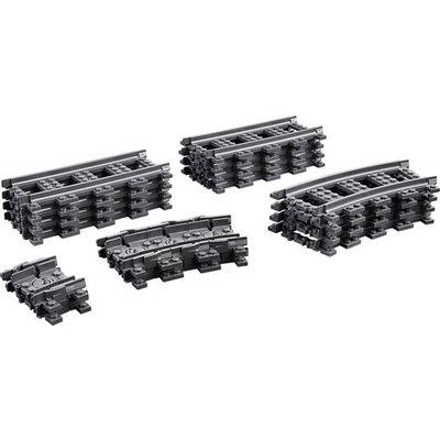 Lego Lego City Treinrails 60205