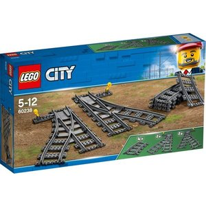 Lego City Wissles 60238