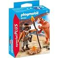 Playmobil Special Plus Neanderthaler met Sabeltandtijger 9442