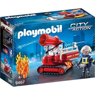 Playmobil Playmobil City Action Brandweer Blusrobot 9467