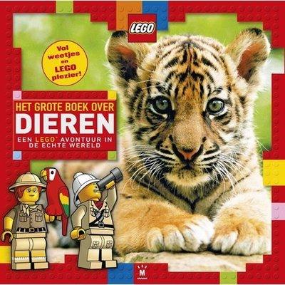 Lego Lego Classic Het Grote Boek Over Dieren 700346