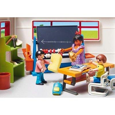 Playmobil Playmobil City Life Geschiedenis Lokaal 9455