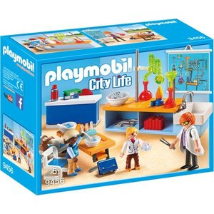 Playmobil City Life Scheikundelokaal 9456