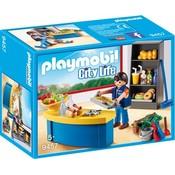 Playmobil Playmobil City Life Schoolconciërge met Kiosk 9457