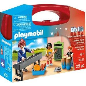 Playmobil City Life Muziekklas 9321