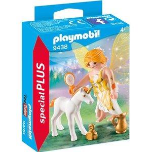 Playmobil Special Plus Zomerfee met Eenhoornveulen 9438