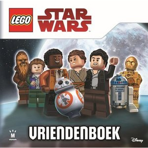 Lego Star Wars Vriendenboek 700356