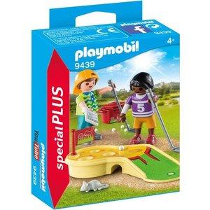 Playmobil Special Plus Kinderen met Minigolf 9439