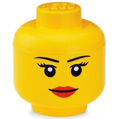 Lego Lego Storagehead Girl Small 700350