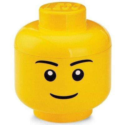 Lego Lego Storagehead Boy Small 700351