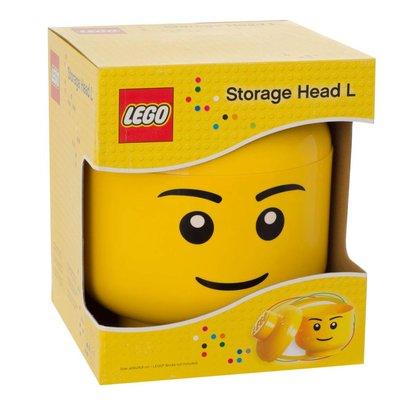 Lego Lego Storagehead Boy Large 700353