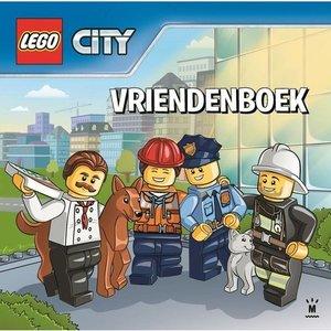 Lego City Vriendenboek 700354