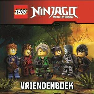 Lego Ninjago Vriendenboek 700355