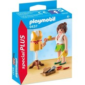 Playmobil Playmobil Special Plus Modeontwerpster 9437