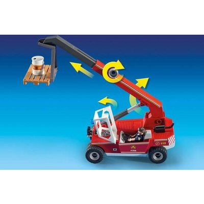 Playmobil Playmobil City Action Brandweer Hoogwerker 9465