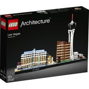 Lego Lego Architecture Las Vegas 21047