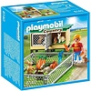 Playmobil Playmobil Country Konijnenhok met Buitenren 6140
