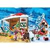 Playmobil Playmobil Kerstatelier met Elven Adventskalender 9264