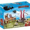 Playmobil Dragons Rochel met Schapenslingeraar 9461