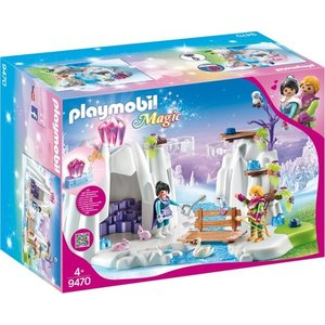 Playmobil Magic Kristallen Diamantengrot 9470