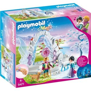Playmobil Magic Kristallen Poort naar Winterland 9471