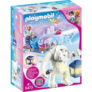 Playmobil Magic Ahaka met Slee 9473