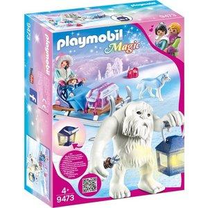 Playmobil Magic Ahaka met Slee 9473
