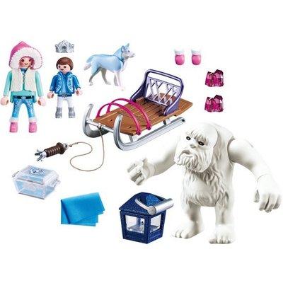 Playmobil Playmobil Magic Ahaka met Slee 9473